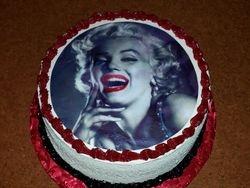 Marylynn Monroe Cake