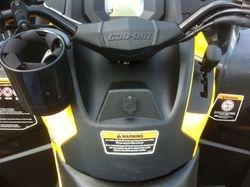 Can-Am Outlander ATV Bazooka/JL Install