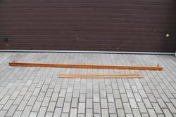 Medinis karnizas, 310 cm. Kaunas. Kaina 21