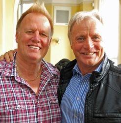 Terry Creasey & Chris Andrews