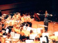 Millenium Concert, Symphony Hall, Birmingham, Englad