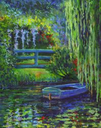Remembering Monet... Giverny.