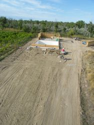 August 2009: The Winery begins