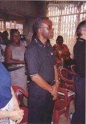 Rev. Charles Kinusu Member  of  Global Leadership Training Team From  Kenya