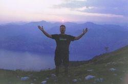 Monte Baldo, Lake of Garda, Italy, 2002