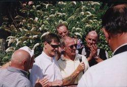 Bob Anthony, Johnny Saint, Brian Dixon