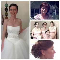 Hair & Makeup Bridal Party
