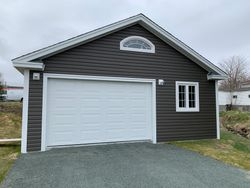 24' x 26' Deluxe Garage with 6/12 Pitch Roof