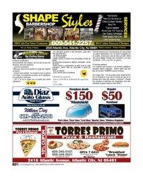 Shapes Styles / Diaz Auto Glass / Torres Primo Pizza & Restaurant