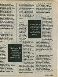 "Gone Away era article/interview - ""Seen"" 1989-06 Page 3"