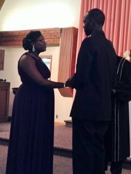 First Wedding At ETTE Ministries