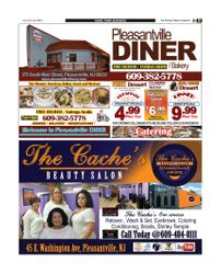 PLEASANTVILLE DINER / THE CACHE'S BEAUTY SALON