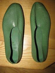 Tarybiniai, 1964 m. guminiai papludimio batai. Kaina 7 Eur.