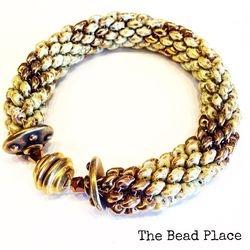 Charming Cobra Bracelet