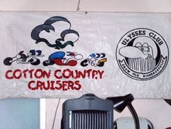 Cotton Country Cruisers Banner