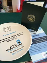 CAC Champions for Children Award