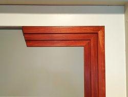 Door - corner detail