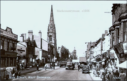 West Bromwich. 1950s.