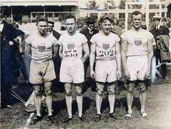 1920 Olympic Winners - B