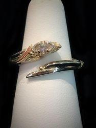 Terry Vandyke Wrap ring