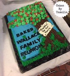 ,Family  Reunion Cake