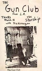 1982-03-11 Starship, Milwaukee, WI