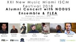 XXI New Music Miami ISCM Festival 2018