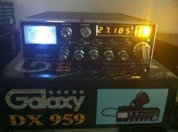 GALAXY 959 IN AMBER