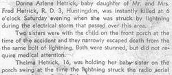 Hetrick, Donna - Part 1 - 1946