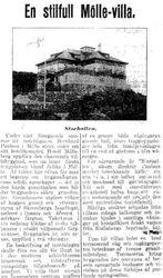 Hotell Storhallen 1913