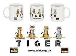 Tiger WHF mug