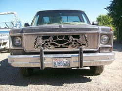 Front Grill for older truck