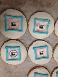 Train Sugar Cookies