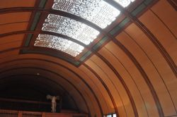 Ceiling, Children's Playroom, Frank Lloyd Wright Home & Studio, Oak Park