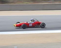 Winner : 1958-1963 Formula Junior