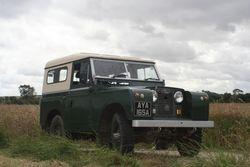 1959 Series 2 Land Rover SWB