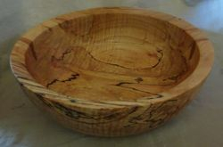 Spalted Maple $1835