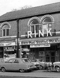 Birch Park, Manchester - c.1960
