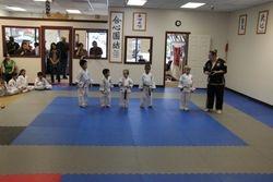 Kids Class Line Up
