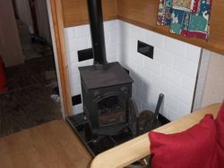 New Boatman Stove