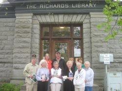 Richards Library May 2011