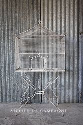 #29/108 FRENCH BIRDCAGE