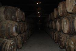Hundreds of barrels of port!