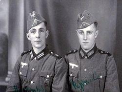 Heer-Wehrmacht early soldat:
