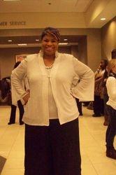 Rhonda Hutchison ( my daugther) Xmas Choir presentation/ Trinity Church of God