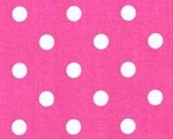 Polka Dot Candy Pink