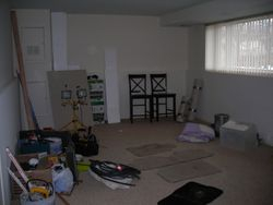 BASEMENT BEFORE