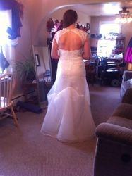 Rachel's Wedding Dress #2-2