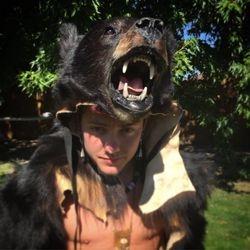 Berserker headdress
