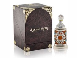 Zahra Al Sahara- Arabic attar, desert rose perfume,Eau de Parfum, 40ml